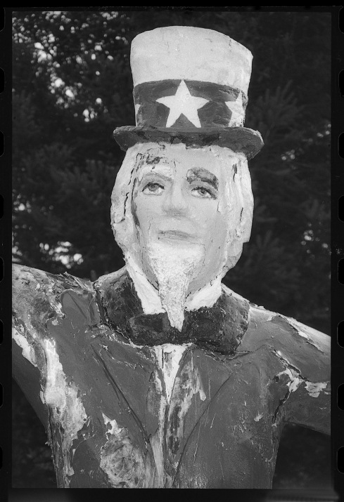 G Forss  Uncle Sam  Sculpture 001 small file