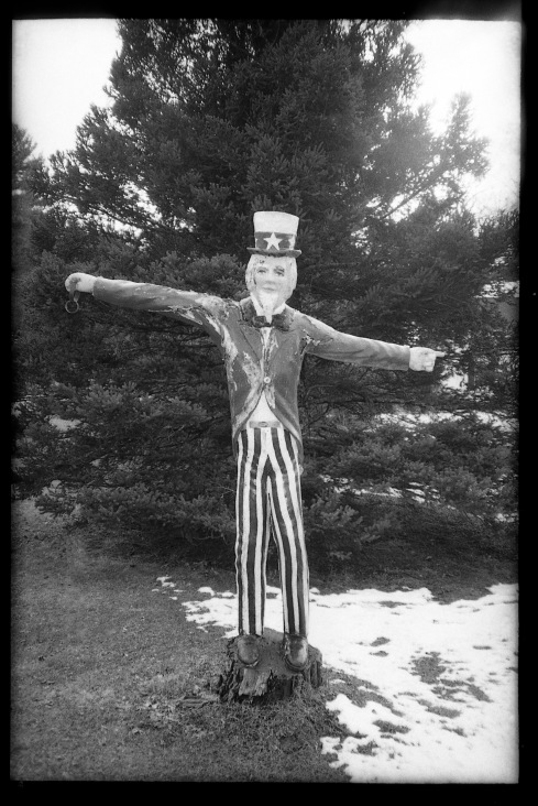 G Forss  Uncle Sam  Sculpture 002 small file