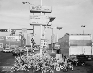G Forss  Holland Tunnel Bicycles  1987