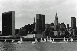 7 G Forss Regatta East River 1977