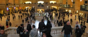 G Forss Inside Grand Central Station  small file