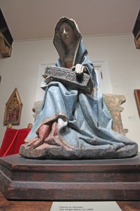 G Forss Virgin Mary at the Hyde Museum small file