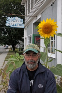 G Forss  Ginofor Sunflower with Larry Sconzo 2014 small file