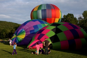 G Forss  Hot Air Balloons A family affair small file Adobe fix
