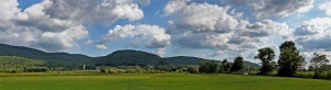 G Forss  Panorama of Copper Trout farm field 7 stitch small file