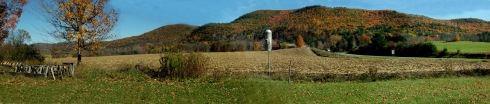 G Forss  Farm Field Panorama  Late Summer 2015 smaller file