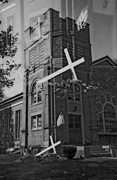 G Forss  Baptist Church cross dble exp small file