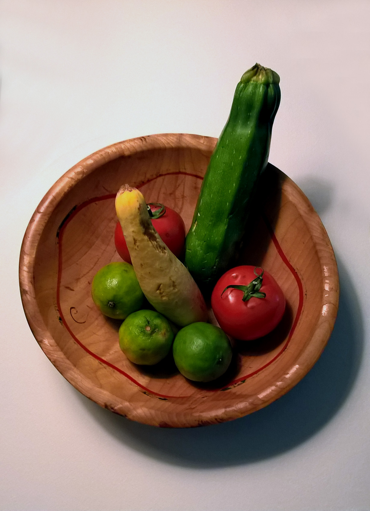 G Forss Fruit and veggies in bowl small file
